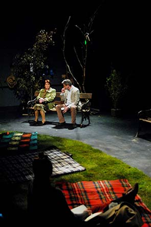 Into The Mist performed at Axis Theatre